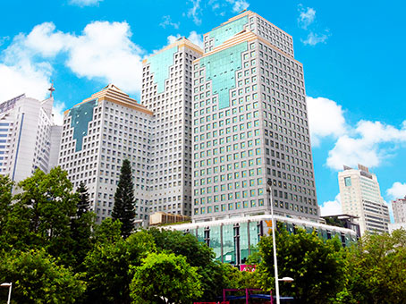 Building at 20/F, West Tower, Fortune Plaza, No.116 East Tiyu Road, Tianhe District, Guangdong Province in Guangzhou 1