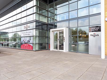 Office space in welwyn garden city welwyn falcon gate - Welwyn garden city united kingdom ...