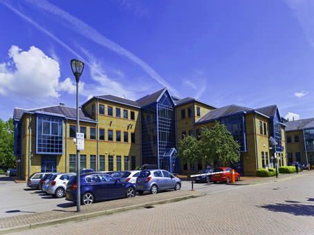 Regus Office Space, Staines The Causeway