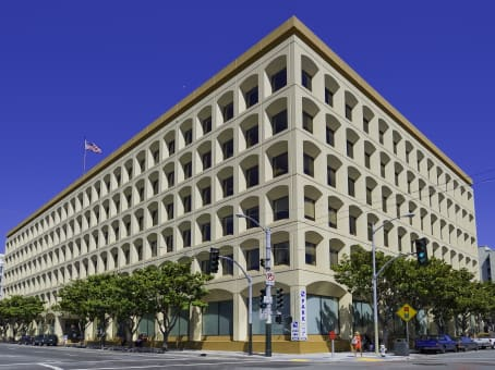 Regus Business Centre, California, San Francisco - Soma