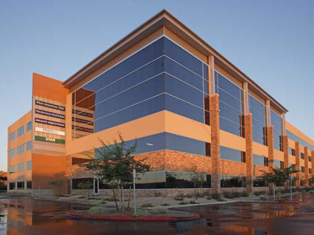 Building at 20860 N. Tatum Blvd., Suite 300 in Phoenix 1
