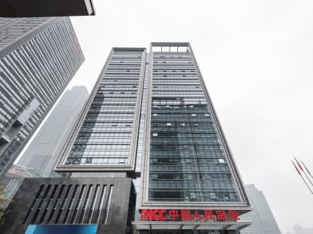 Building at 10/F, PICC Building, No.3 Financial Street, Jiangbeizui CBD, Jiangbei District in Chongqing 1