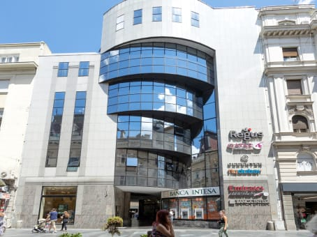 Building at 5th Floor, 30 Kneza Mihaila Blvd in Belgrade 1