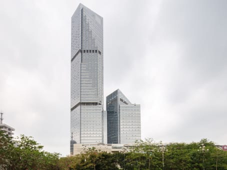 Building at 14/F, Tower A, China International Centre, No. 33, Zhongshan 3rd Road, Yuexiu District, Guangdong Province in Guangzhou 1