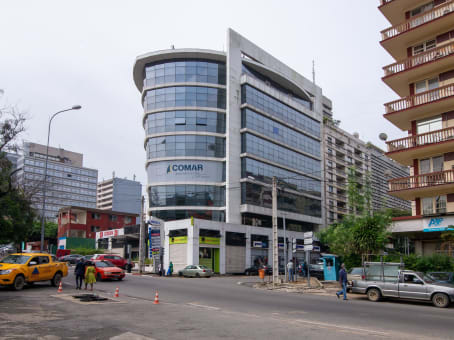 Building at XL Building, 6th and 7th Floors, Corner of Dr. Crozet Street and Boulevard de la Republique, Plateau in Abidjan 1