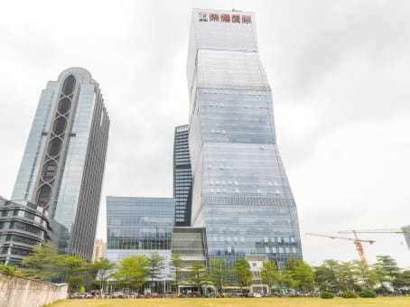 Building at 17/F, Glory IFC, No.25 Ronghe Road, Nanhai District, Guangdong Province in Foshan 1