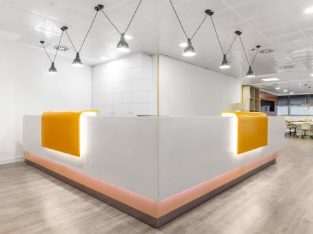 Regus Day Office in Madrid Campo de las Naciones