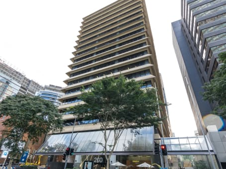 Building at Level 16, 200 Mary Street in Brisbane 1