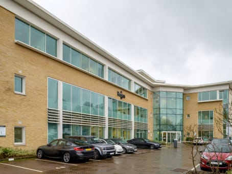 Regus Business Centre, Rickmansworth Park Road