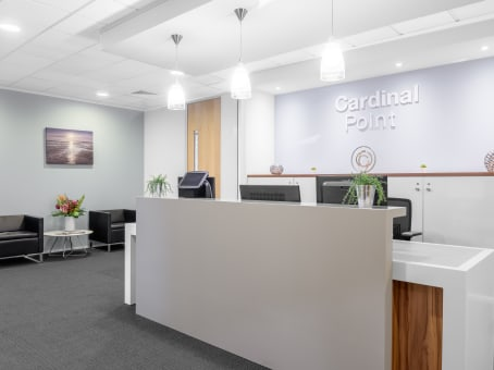 Regus Office Space in Rickmansworth Park Road