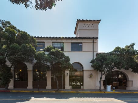 Building at 7 W. Figueroa Street, Suites 200 & 300 in Santa Barbara 1