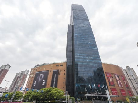 Building at 24/F, Cloud 9 International Plaza, No. 1018 Changning Road, Changning District in Shanghai 1