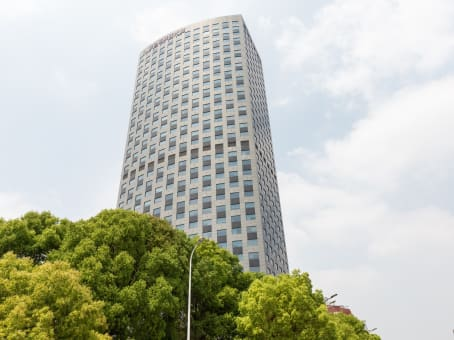 Building at 8/F, Longemont Yes Tower, No. 399 Kaixuan Road, Changning District in Shanghai 1