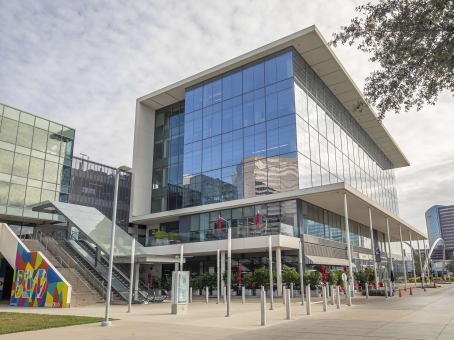 Post Oak Houston >> Office Space In 2 Blvd Place Serviced Offices Regus Us
