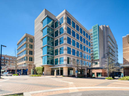 Building at 21 Waterway Avenue, Suite 300 in The Woodlands 1