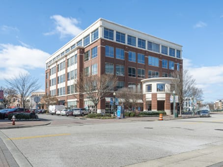 Building at 11815 Fountain Way, Suite 300 in Newport News 1