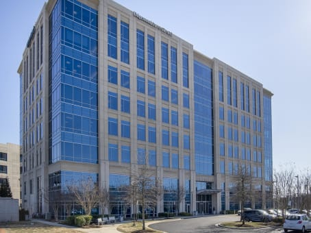 Building at 9711 Washingtonian Boulevard, Suite 550 in Gaithersburg 1