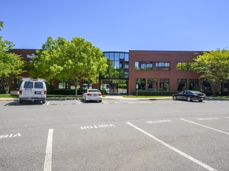 Building at 9121 Anson Way, Suite 200 in Raleigh 1