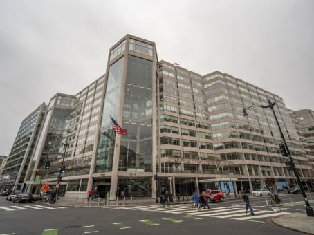 Regus Business Centre, District of Columbia, Washington DC - Connecticut Avenue