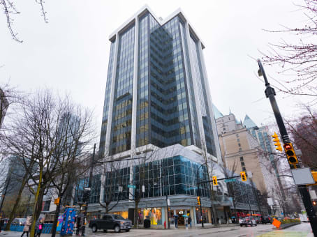 Building at 777 Hornby Street, Suite 600 in Vancouver 1
