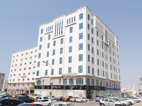 Building at 5th Floor Offices 503 & 504, Building No. 25, Dohat Al Adab St. AL Khuwair in Muscat 1