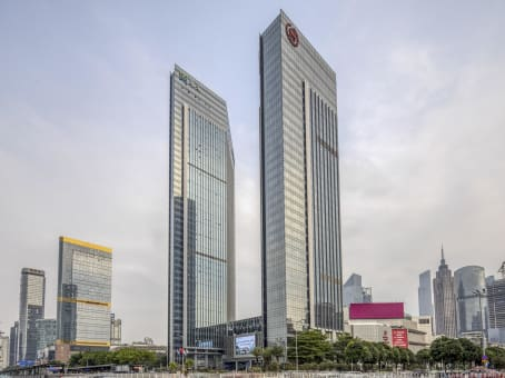 Building at 27/F, Teem Tower, No. 208 Tianhe Road, Tianhe District, Guangdong Province in Guangzhou 1