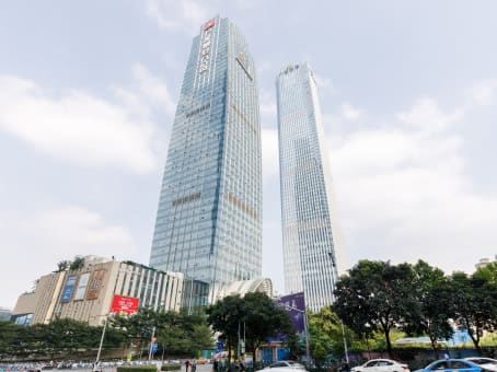 Building at 18/F, Sanqi Square, No.146 Minzu Avenue, Qingxiu District in Nanning 1
