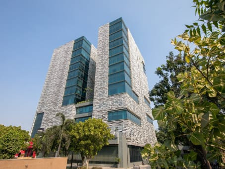 Rent office space in ahmedabad earth arise regus in for 11th floor