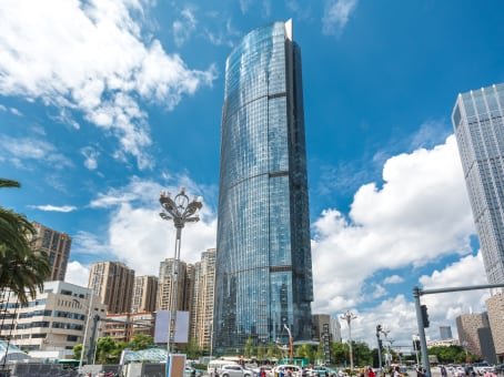 Building at 13A/F, Kunming Square, No.926, Beijing Road, Panlong District in Kunming 1