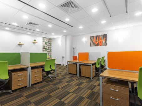 Regus Office Space in Budapest, West End