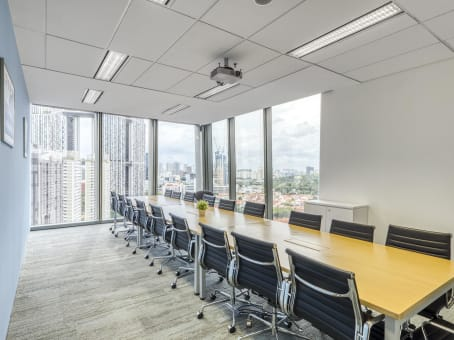 Meeting rooms at Singapore, Guoco Tower