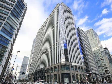 Tokyo, Marunouchi Tekko Building