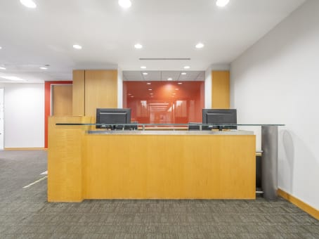 Regus Business Lounge in Miami Downtown