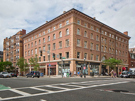 Building at 361 Newbury Street, 3rd, 4th and 5th Floor in Boston 1