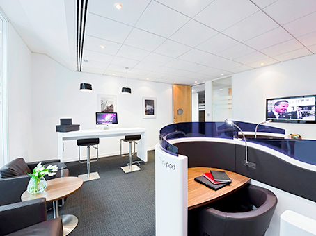 Regus Business Lounge in Guildford Cathedral Hill