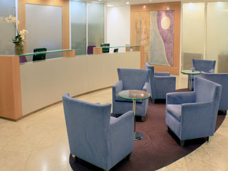 Regus Business Lounge in Sao Paulo World Trade Centre