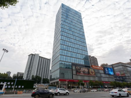 Building at 22/F, Chicony Centre, No. 10 Luoyu Road, Hongshan District, Hubei Province in Wuhan 1