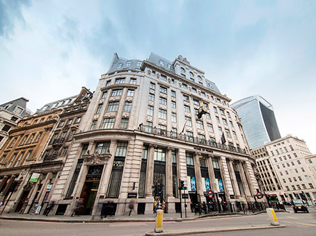 Regus Office Space, London Monument - King William Street