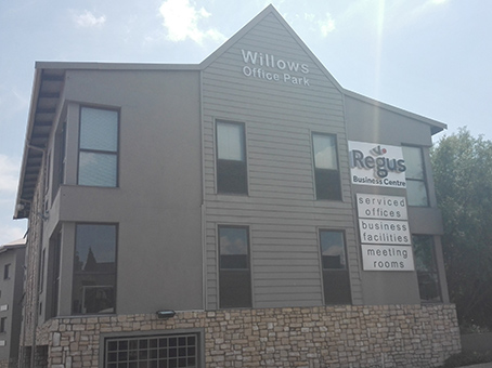 Building at The Willows Office park - block 4, George Road, Erand Gardens, Midrand in Johannesburg 1