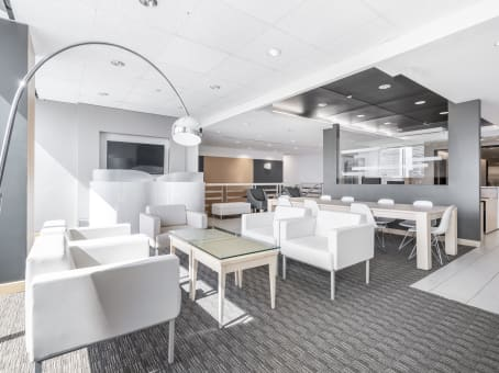 Regus Business Lounge in Brookfield Place