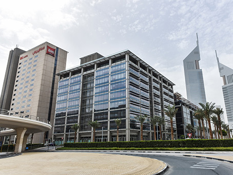 Building at Central One District, C1 Building, Level 1, Dubai World Trade Centre in Dubai 1