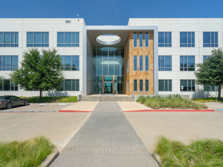 Building at 8951 Cypress Waters Blvd., Suite 160 in Dallas 1