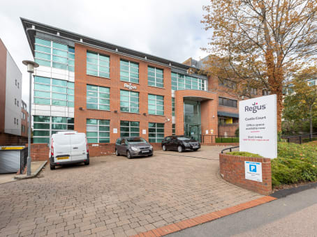 Regus Business Centre, Reigate London Road