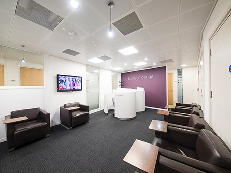 Regus Business Lounge in London, Westminster