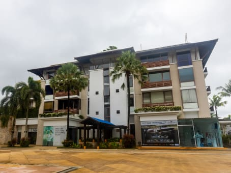 Building at Regus Royal Phuket Marina Business Centre, Building MC2 68 Moo2 Thepkasattri Road, Kohkaew Sub-district, Muang District in Phuket 1