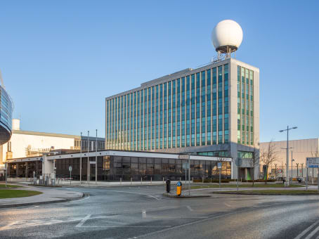 Building at Regus Dublin Airport, Skybridge House - Dublin Airport, Corballis Road, North Swords in Dublin 1