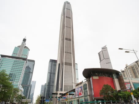 Building at 85th Floor, Ping An Finance Centre, NO.5033 Yi Tian Road, Futian District in Shenzhen 1