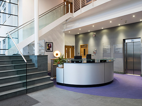 Regus Office Space in Edinburgh Lochside Place