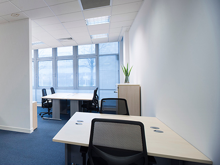 Regus Virtual Office in Edinburgh Lochside Place