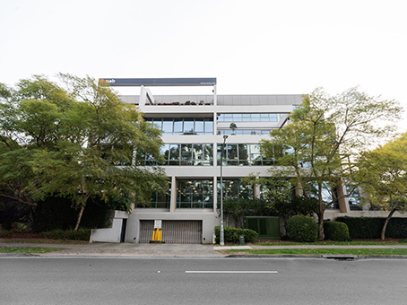Building at Level 1, 22-28 Edgeworth David Avenue, Hornsby in Sydney 1